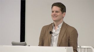 "Graham Moore: ""The Last Days of Night"" 