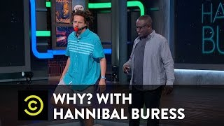 Why? with Hannibal Buress - What's in That Bag?