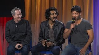 "Dev Patel, Luke Davies, Saroo Bierley: ""Lion"" 