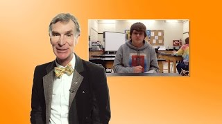 'Hey Bill Nye, Why Do I Have to Go to School?' #TuesdaysWithBill