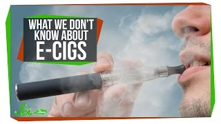 What We Don't Know about E-Cigs