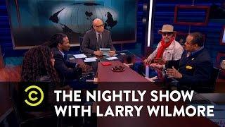 The Nightly Show - Panel - Legalizing Marijuana
