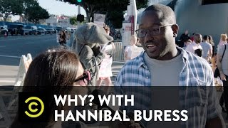Why? with Hannibal Buress - Visiting a PETA Protest