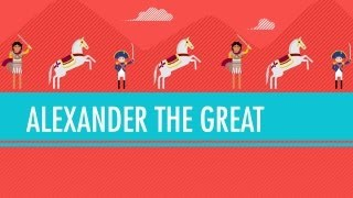 Alexander the Great and the Situation ... the Great? Crash Course World History #8