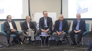 "David Hollister, Ray Tadgerson, David Closs, Tomas Hult: ""Second Shift"" 