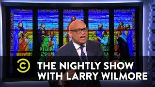 The Nightly Show - Blacklash 2016: The Unblackening - Donald Trump Courts Evangelicals