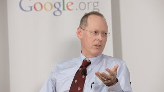 "Dr. Paul Farmer and Google.org: ""Ebola: Beyond the Headlines"" 