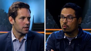 Paul Rudd and Michael Peña Guess Who's 57