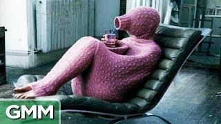 Weird Ways to Stay Warm