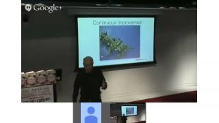 "Dr Jeff Sutherland: ""Scrum"" 