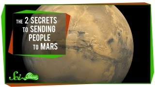 The 2 Secrets to Sending People to Mars