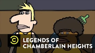 Legends of Chamberlain Heights - Elite Basketball Camp for Future Stars - Uncensored