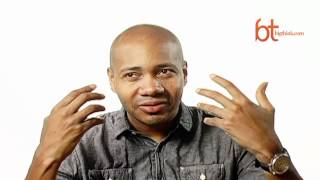 Big Think Interview With DJ Spooky