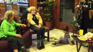 Granny Kombat - Granny vs Snake w/ Fatality