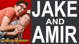 Jake and Amir: Gallon Challenge