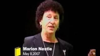 "Marion Nestle: "" What to Eat"" 