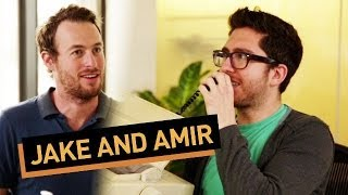 Jake and Amir: Printer