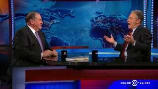 The Daily Show - Mike Huckabee