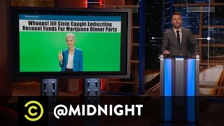 Fake News Fake-Out - @midnight with Chris Hardwick
