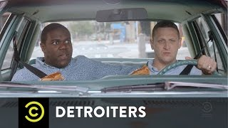Detroiters - A Comfortable Silence - Comedy Central