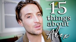 15 SECRETS ABOUT ALEX
