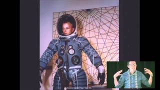 "Nicholas de Monchaux: ""Spacesuit: Fashioning Apollo"" 