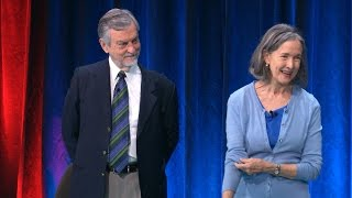 "Harville Hendrix & Helen LaKelly Hunt: ""Getting the Love You Want"" 