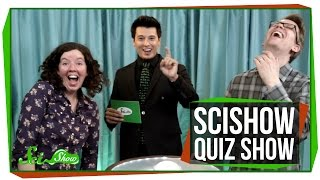 SciShow Quiz Show: Weird Water Creatures & Spontaneous Combustion!