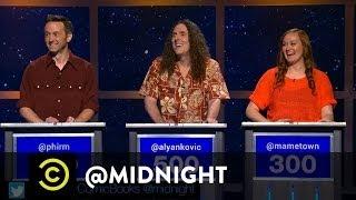 #HashtagWars Recap - Week of 5/12 - @midnight with Chris Hardwick