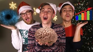 Secular Science Christmas Carols ft. Jon Cozart