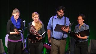 "Lovecraft's ""Tales Outside Time and Space by Flat Earth Theater"" 