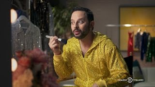 "Nick Kroll Goes Method for His Role in ""Sing"""
