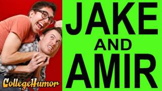 Jake and Amir: Happy Holidays