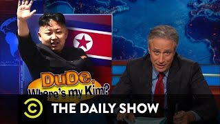 The Daily Show: 10/6/14 in :60 Seconds