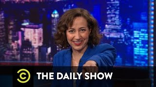 The Daily Show - The Future of Gender Wage Equality