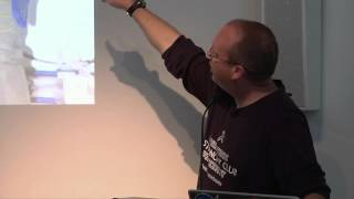 "Mark Micire: ""Smart SPHERES: Android-powered, free-flying space robots"" 