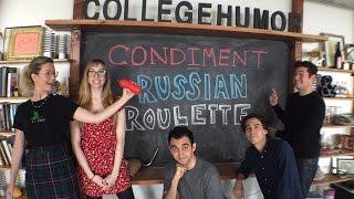 Condiment Russian Roulette LIVE!