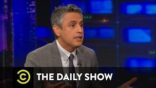 The Daily Show - Reza Aslan