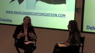 "Cathy Benko: ""Mass Career Customization"" 