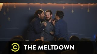 The Meltdown with Jonah and Kumail - Adam Pally & Gil Ozeri - The Burger Is the Bit - Uncensored