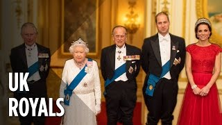 The British Royal Family Explained
