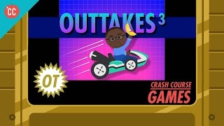 Outtakes #3: Crash Course Games