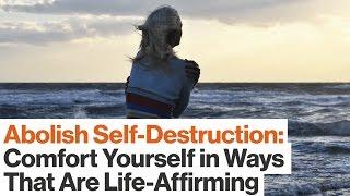 Jillian Michaels: Self-Destruction is the Enemy of Motivation