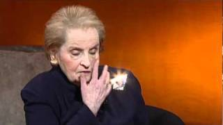 Madeleine Albright: On being a woman and a diplomat