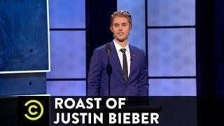 Roast of Justin Bieber - Justin Bieber - Let's Get Serious