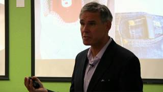 "Eric Topol: ""The Creative Destruction of Medicine"" 