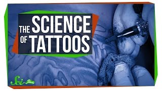 The Science of Getting (and Getting Rid of) a Tattoo