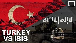Could ISIS Take Over Turkey?