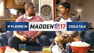What if The Players in Madden Could Talk Back?
