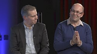 "Professor Ian Owens & Dr. Vince Smith: ""Species to Pixels"" 